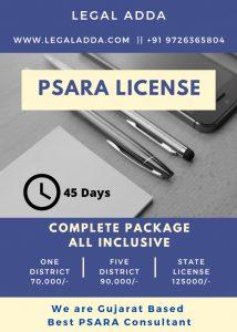 PSARA License Consultant in Ahmedabad