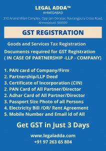 GST Registration Consultant
