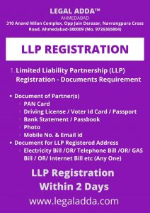 LLP Registration Consultant