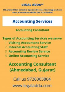 Accounting Consultant in Ahmedabad