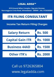 ITR Filing Consultant Near Me