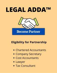 Become Legal Adda Partner