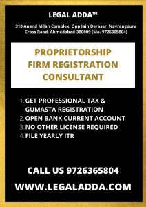 Business Registration Consultant in Ahmedabad