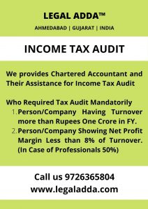 Income Tax Audit CA Consultant Near Me