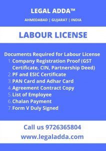 Labour License Registration Consultant