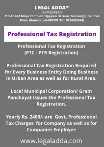 Professional Tax Registration Consultant Near me