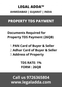 Property TDS Payment Consultant
