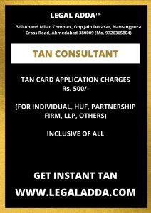 TAN Registration Consultant Near you