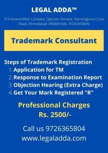 Trademark Consultant Near Ahmedabad