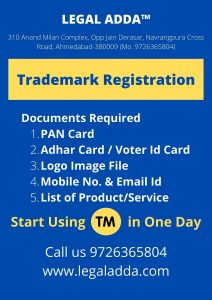 Trademark Registration Consultant in Ahmedabad